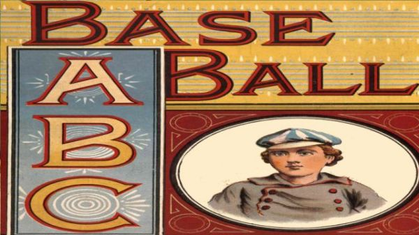 Cover for Baseball ABC