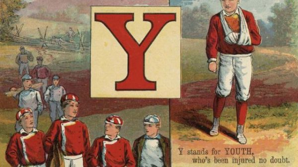 Y stands for YOUTH, who's been injured no doubt
