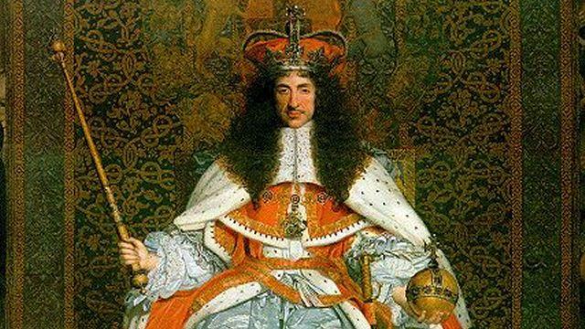 Charles II's Coronation