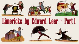 Small Title Card For Edward Lear Limericks - Part 1