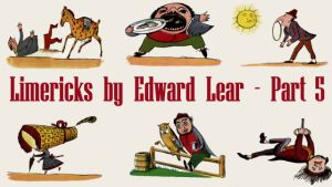 Small Title Card For Edward Lear Limericks - Part 5