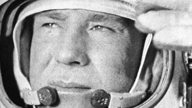 Aleksei Leonov The First Spacewalker