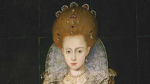 Princess Elizabeth, Daughter Of James I Of England And Ireland
