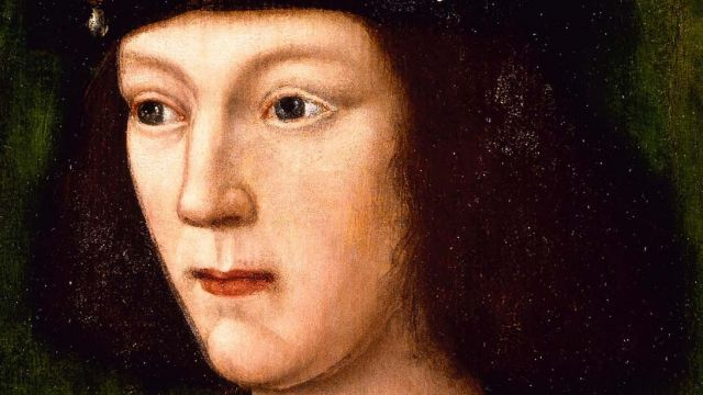 Henry VIII As A Young Man