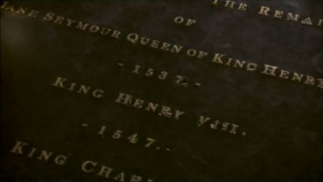 Resting Place Of Henry VIII and Jane Seymour
