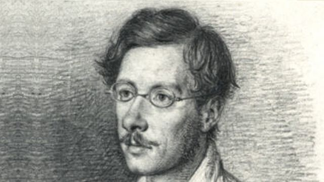 Edward Lear As A Young Man