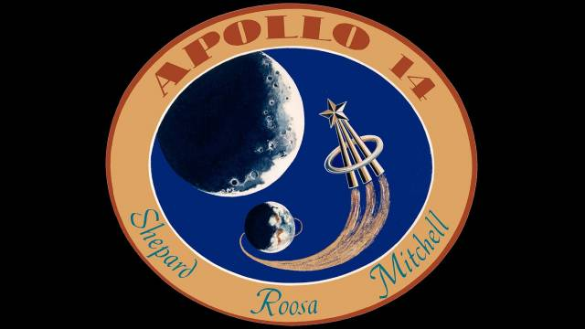 Mission Patch For Apollo 14