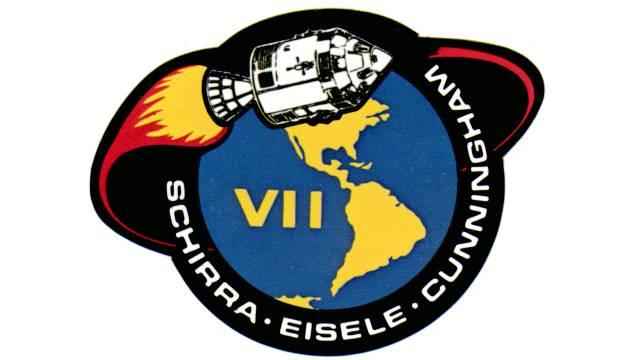 Mission Patch For Apollo 7