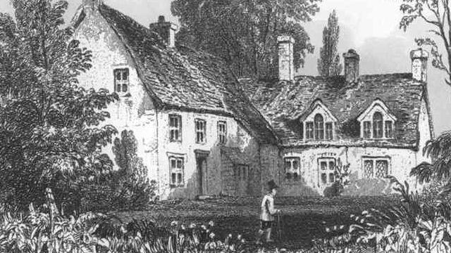 Nelson's Birth Place Burnham Thorpe