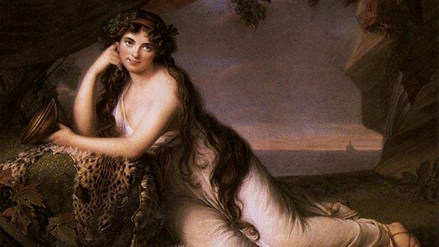 Nelson's Mistress Emma Hamilton