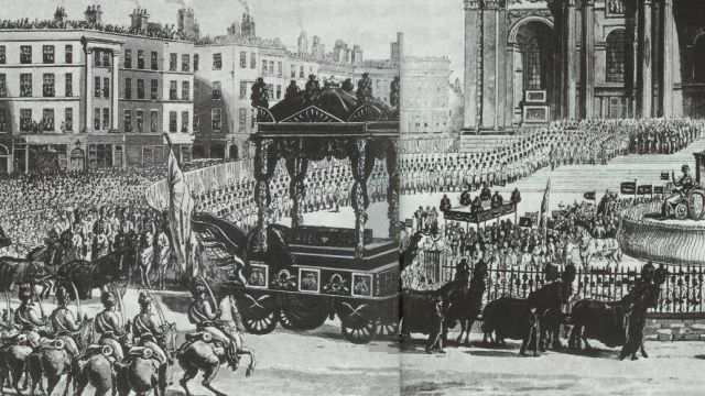 Nelson's Funeral