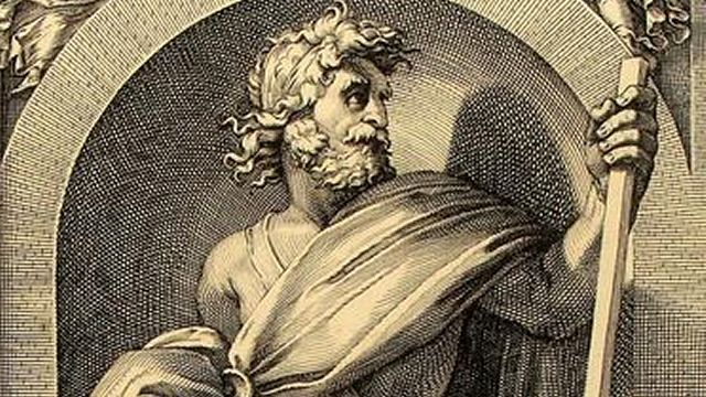 Saturn The Roman God Of Agriculture
