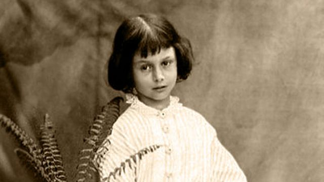 Alice Liddell As A Child