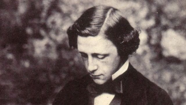 Photograph of Charles Dodgson
