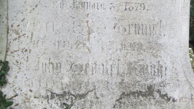 John Tenniel's Grave