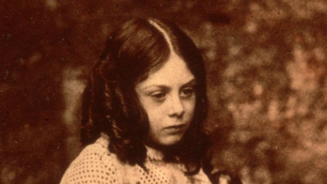 Portrait of Lorina Liddell