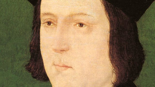 Portrait Of King Edward IV