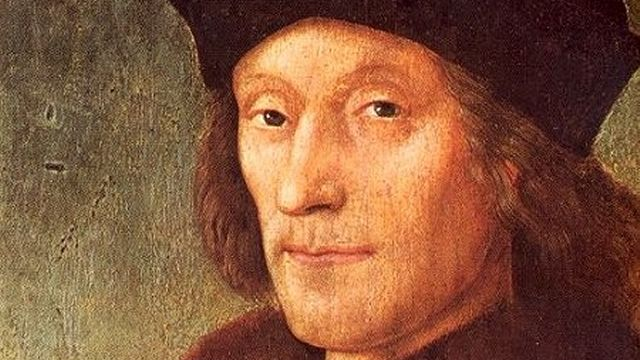 Portrait of An Elderly Henry VII