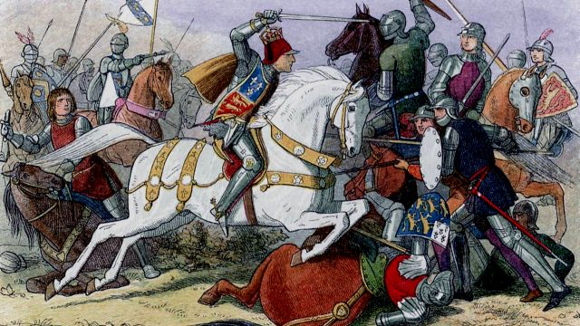 Battle Of Bosworth Field