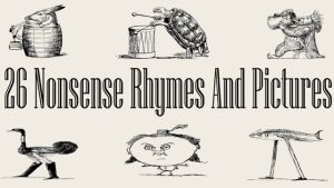 26 Nonsense Rhymes And Pictures
