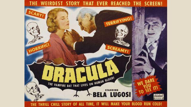 Dracula Film Poster